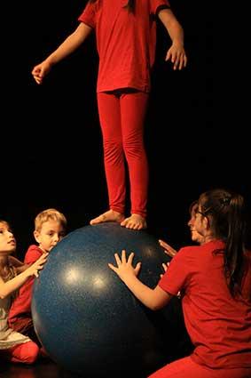 Le cirque, des valeurs d'entraide