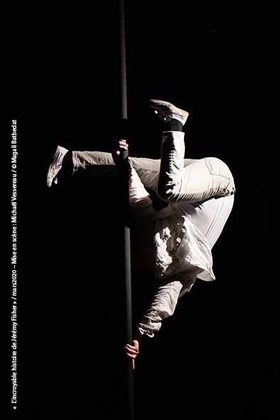 acrobate mat chinois