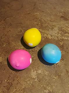 tuto balles de jonglerie